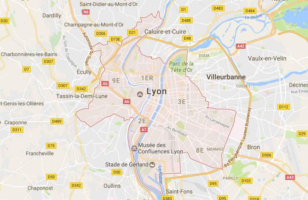 Investissement Lyon en Loi Pinel