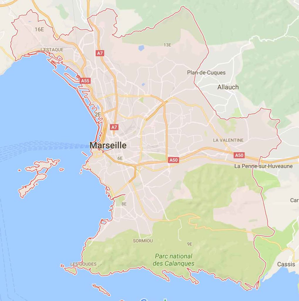 Investissement immobilier locatif à Marseille