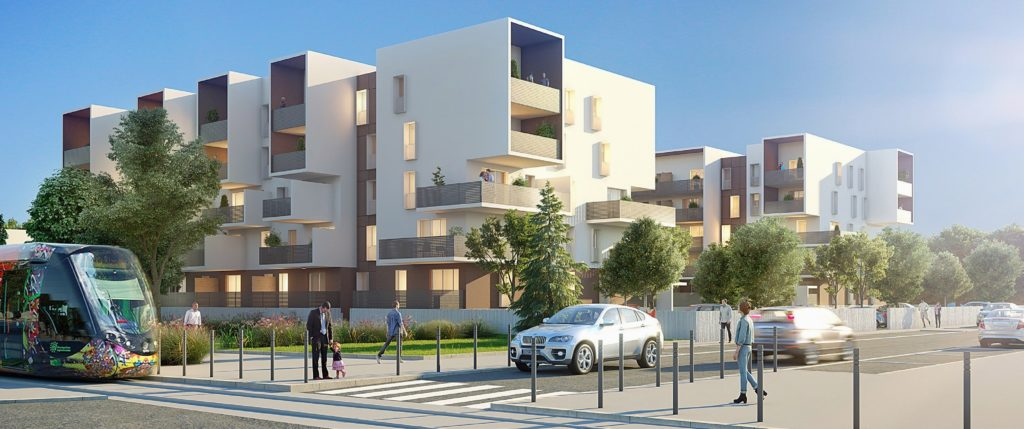 Programme immobilier neuf montpellier green view loi for Programme immobilier neuf 2017