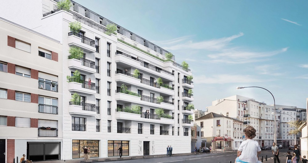 Programme immobilier neuf ile de france le grand noble for Immobilier neuf idf