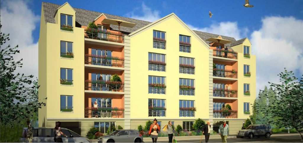 Programme immobilier neuf Villa Jacques
