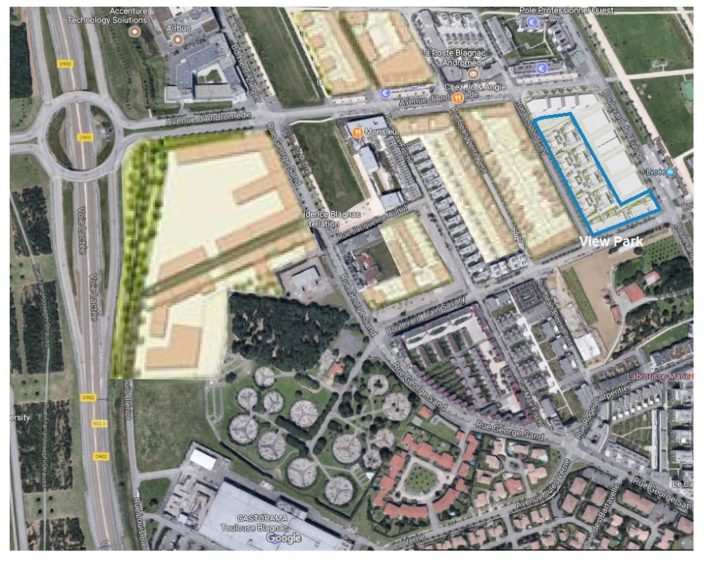 Programme Immobilier Neuf Toulouse View Park Loi Pinel Gouv